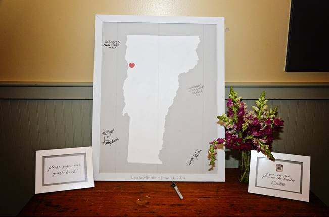 Boho Chic Vermont Wedding at Bolton Valley - Birke Photography 26