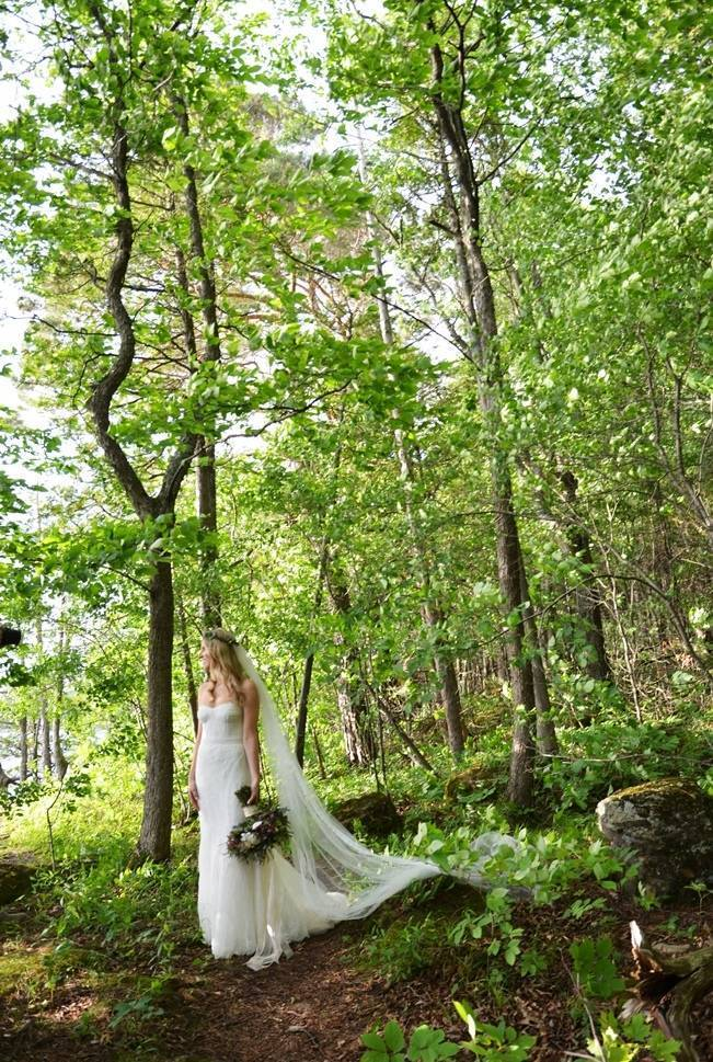 Boho Chic Vermont Wedding at Bolton Valley - Birke Photography 5