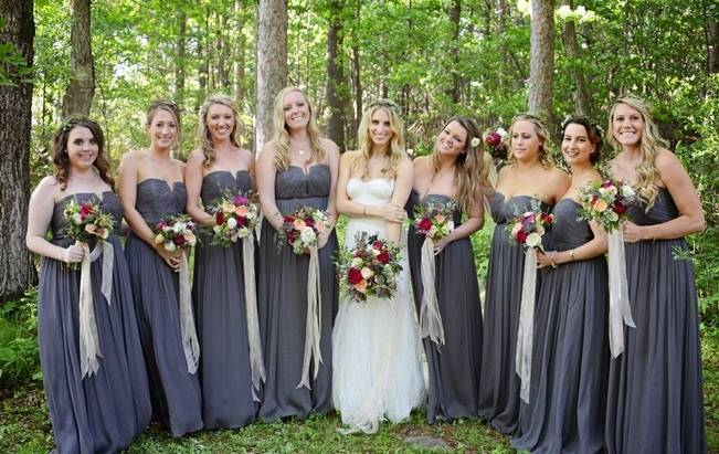 Boho Chic Vermont Wedding at Bolton Valley - Birke Photography 7