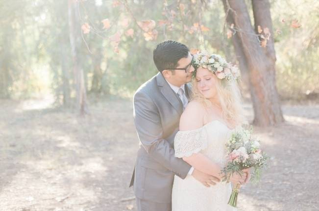 Boho Courthouse and Forest Elopment in California 18