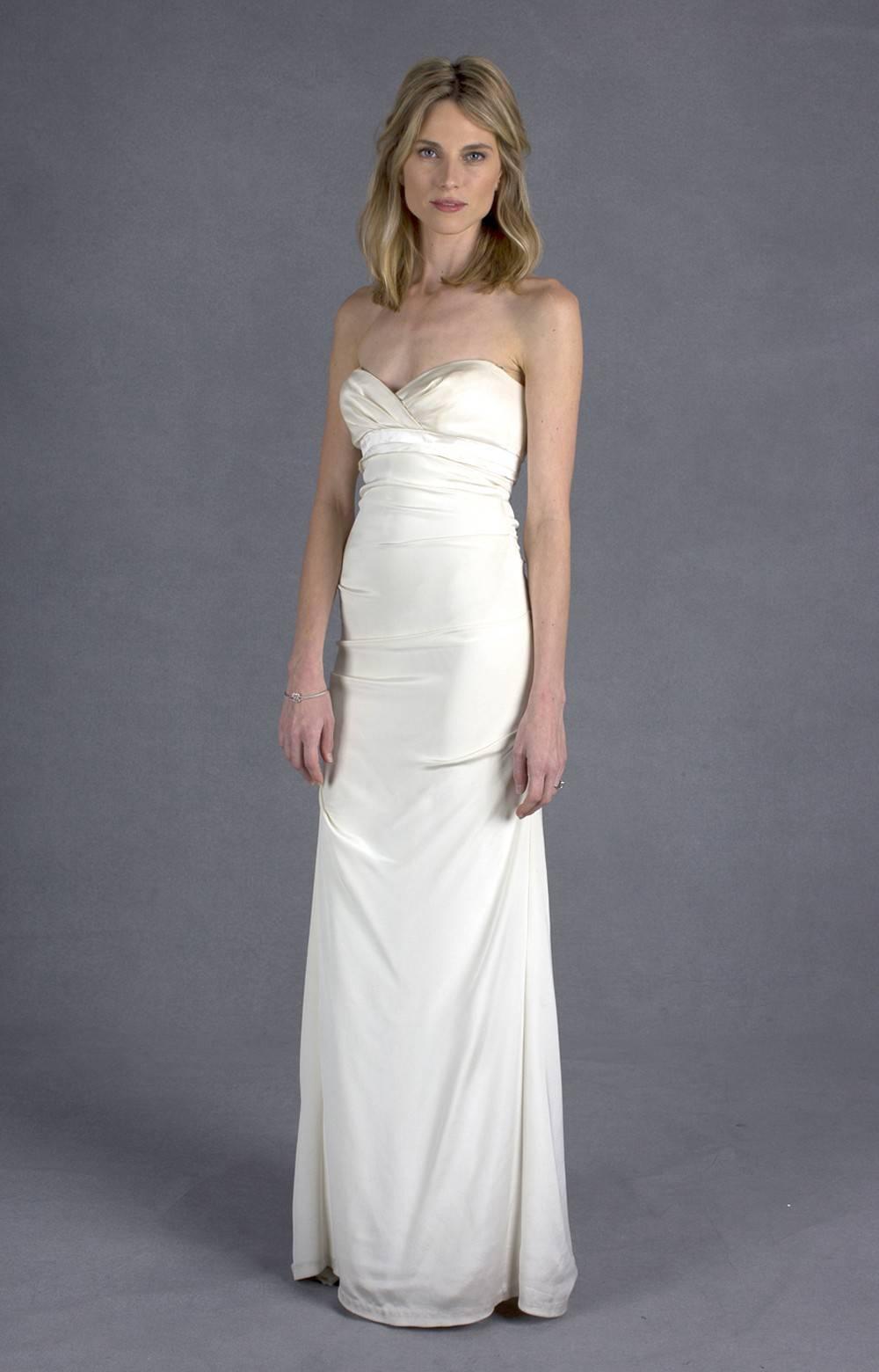 Camilla Bridal Gown – Nicole Miller $795