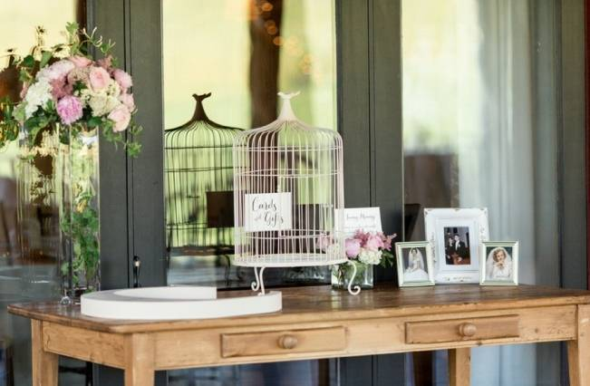 New England Castle and Barn Wedding at Gibbet Hill 22
