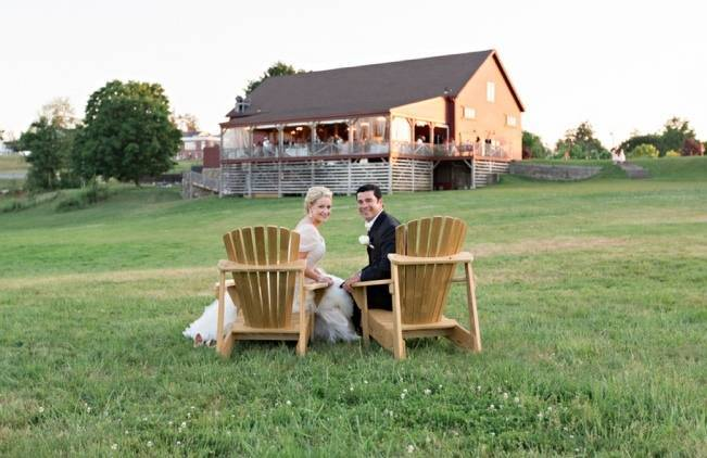 New England Castle and Barn Wedding at Gibbet Hill 26