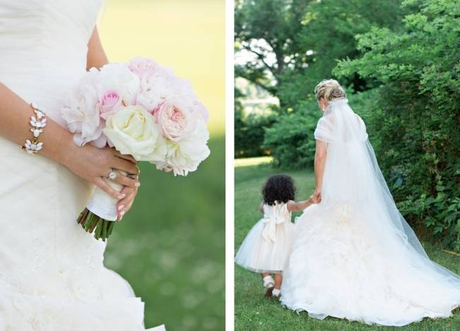 New England Castle and Barn Wedding at Gibbet Hill 4