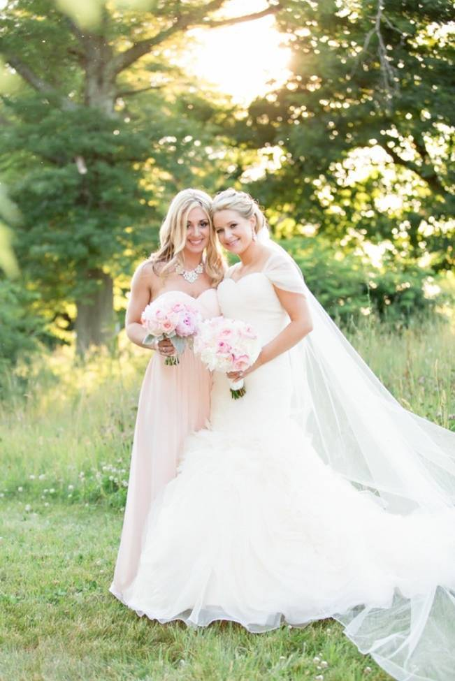 New England Castle and Barn Wedding at Gibbet Hill 5