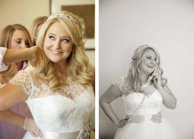 Pink + Peach Mountain Wedding at Canyons Resort {Pepper Nix Photography} 2
