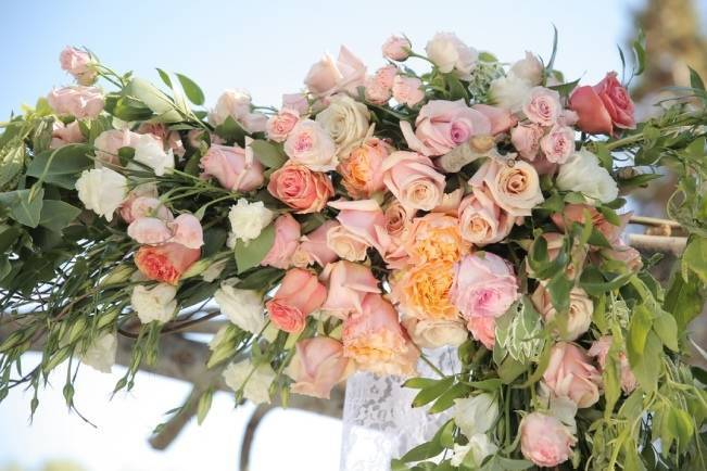 Pink + Peach Mountain Wedding at Canyons Resort {Pepper Nix Photography} 7