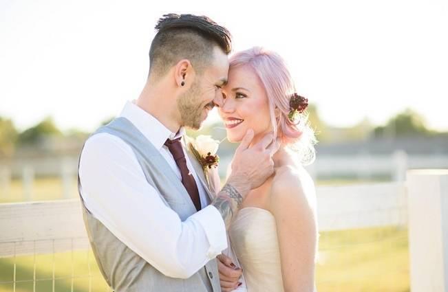 Rustic Glam Inspired Wedding at Webster Farm – The Amburgeys 1