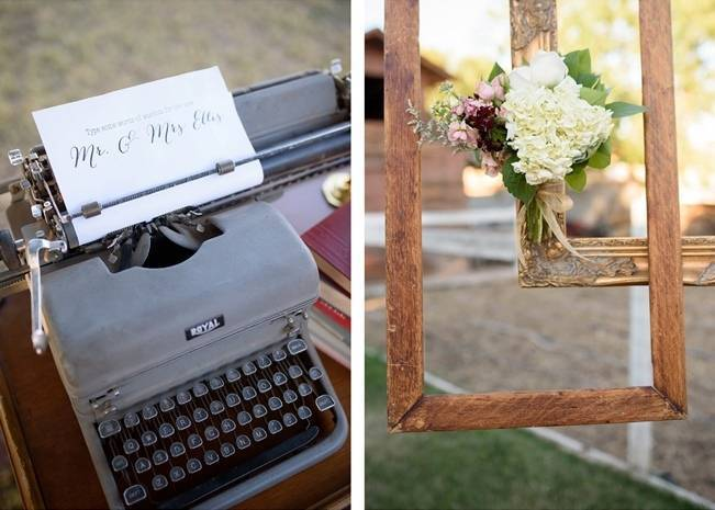 Rustic Glam Inspired Wedding at Webster Farm - The Amburgeys 21