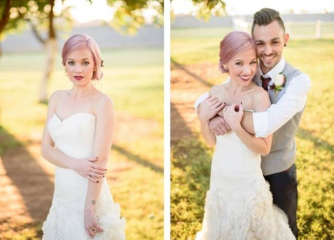 Rustic Glam Inspired Wedding at Webster Farm – The Amburgeys 23