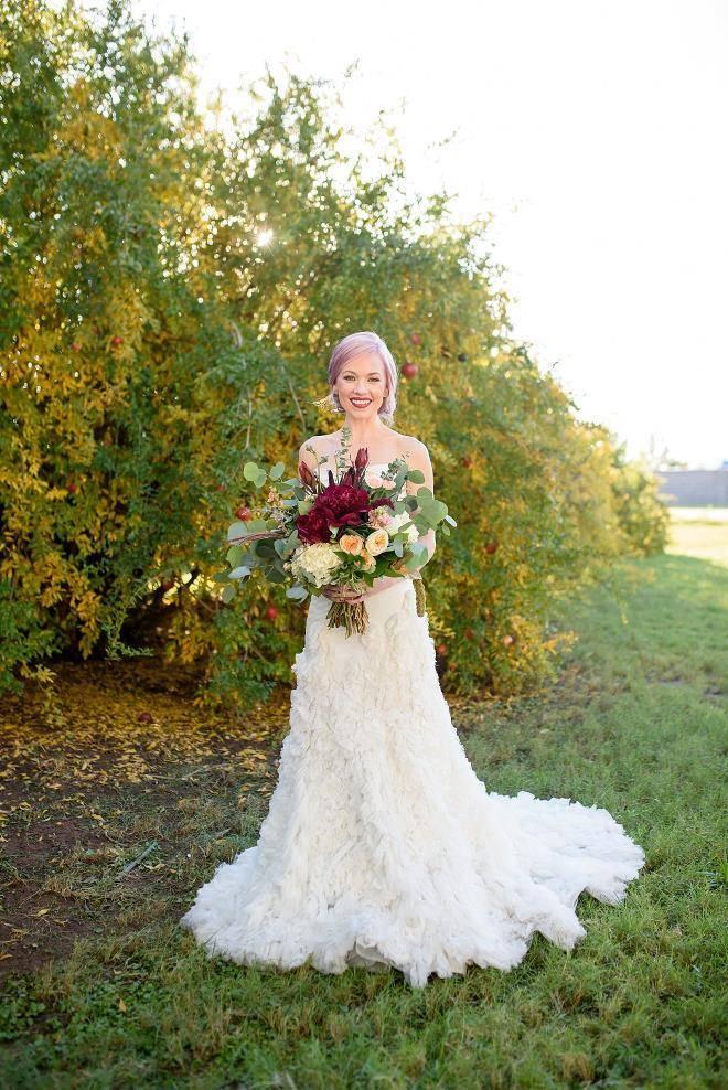 Rustic Glam Inspired Wedding at Webster Farm - The Amburgeys 24.5