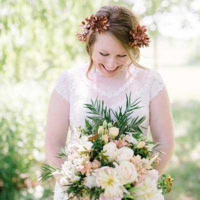 Rustic Wisconsin Inspired Wedding Style at Maidenwood Lodge