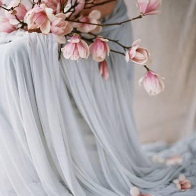 Pantone 2016 Colors Rose Quartz + Serenity Inspiration