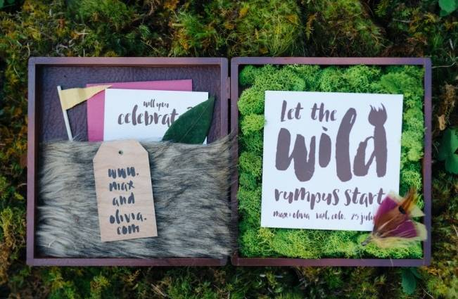 'Where the Wild Things Are' Styled Wedding Inspiration 1