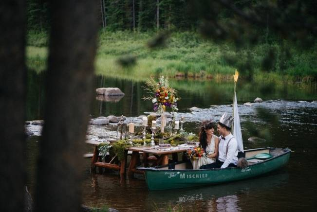 'Where the Wild Things Are' Styled Wedding Inspiration 10