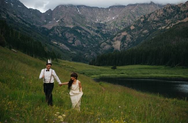 'Where the Wild Things Are' Styled Wedding Inspiration 19
