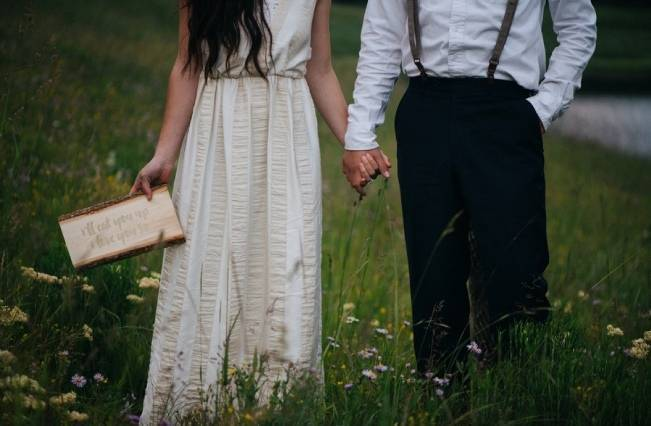 'Where the Wild Things Are' Styled Wedding Inspiration 20