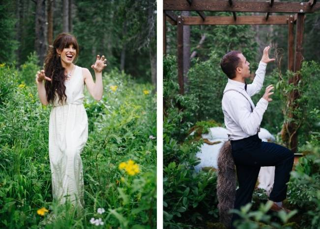 'Where the Wild Things Are' Styled Wedding Inspiration 3