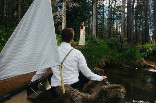 'Where the Wild Things Are' Styled Wedding Inspiration 7