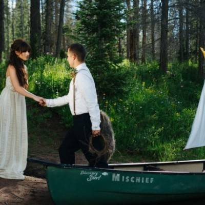 'Where the Wild Things Are' Styled Wedding Inspiration