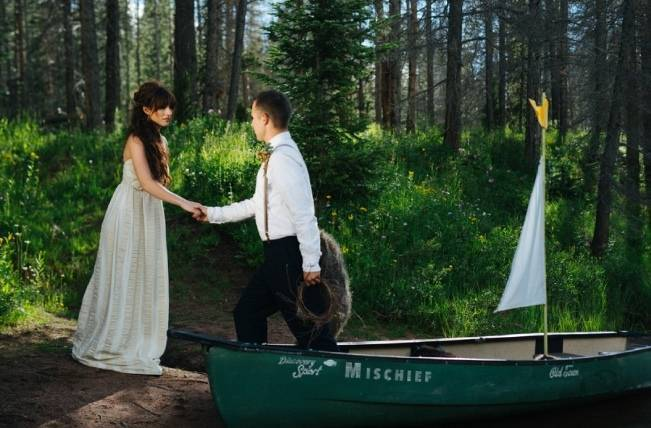 'Where the Wild Things Are' Styled Wedding Inspiration 8