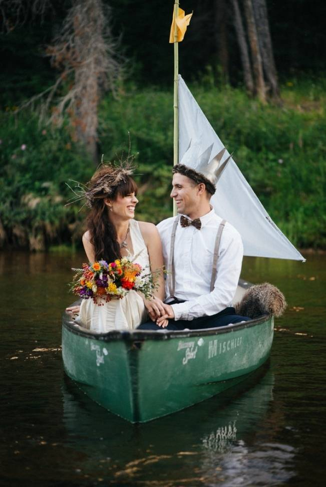 'Where the Wild Things Are' Styled Wedding Inspiration 9
