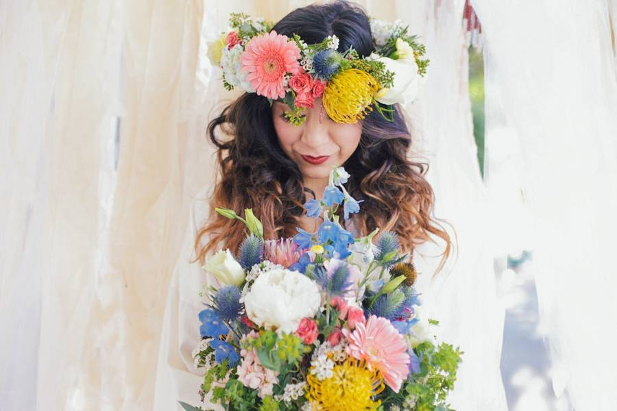 California Bohemian Elopement 1