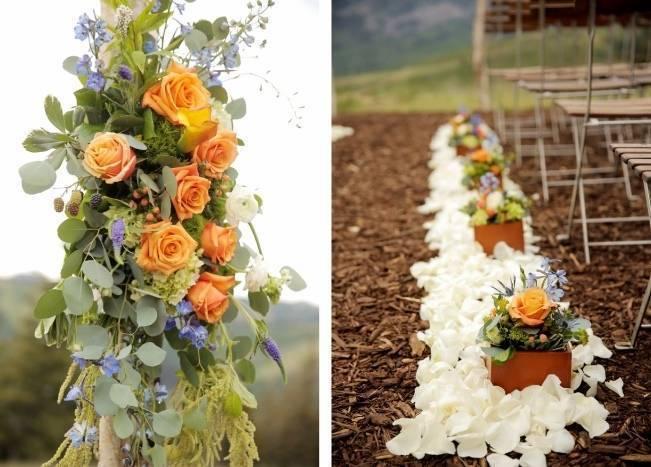 Mountain Chic Destination Wedding at Deer Valley, Utah 11