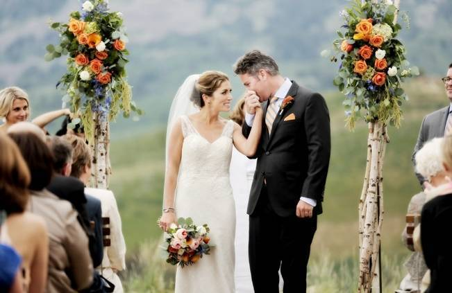 Mountain Chic Destination Wedding at Deer Valley, Utah 15