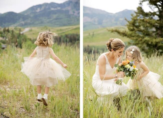 Mountain Chic Destination Wedding at Deer Valley, Utah 5