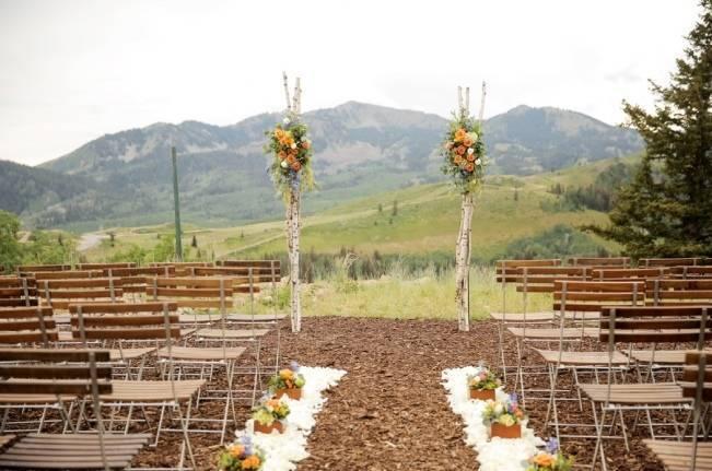 Mountain Chic Destination Wedding at Deer Valley, Utah 8