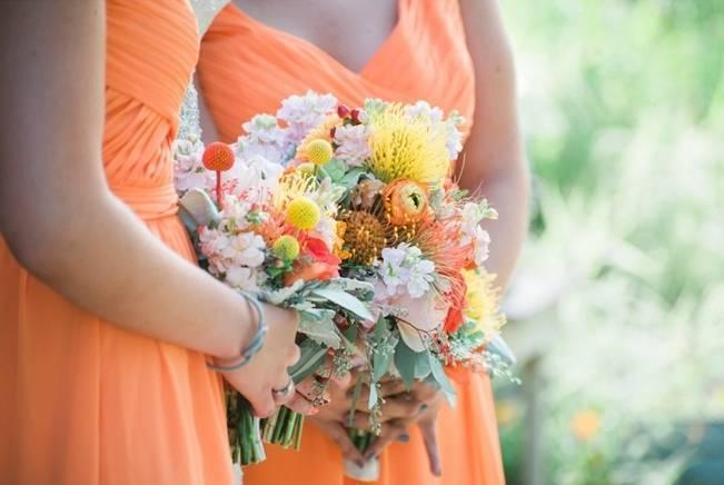 Rustic + Bright Wisconsin Wedding at the Enchanted Barn 10
