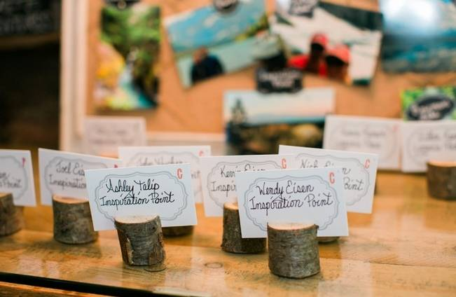 Rustic + Bright Wisconsin Wedding at the Enchanted Barn 22