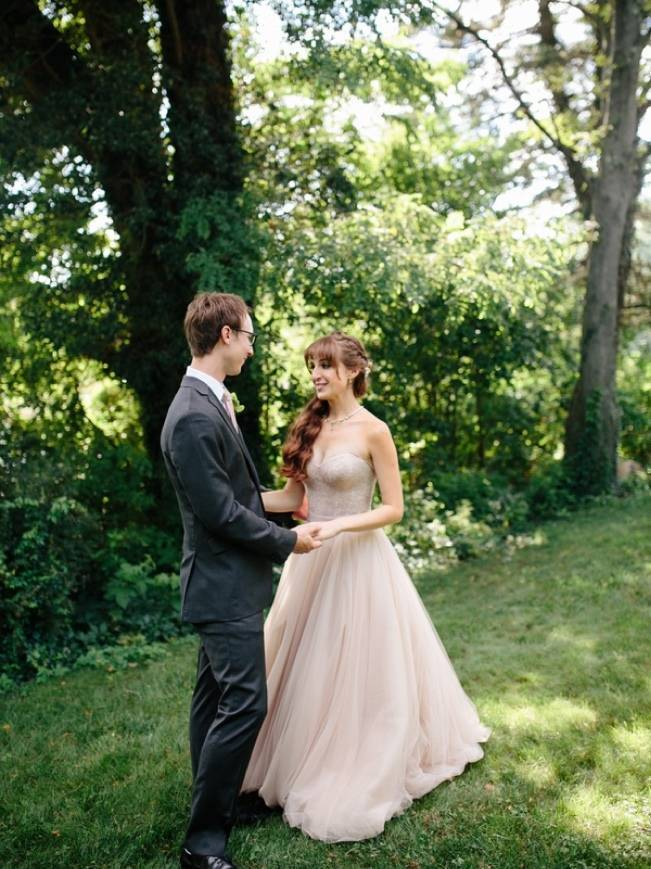 Modern Botanical Greenhouse Wedding {The Light + Color} 5