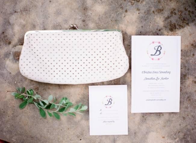 Organic Blush Wedding at The LBJ Wildflower Center in Austin, TX 4