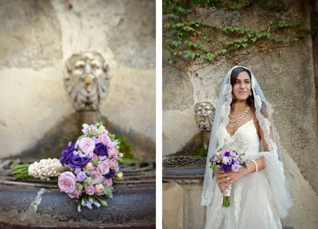 Romantic Positano, Italy Bridal Shoot 6