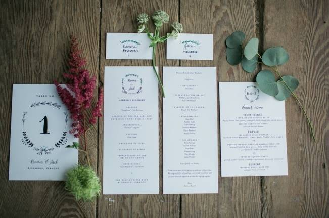Romantic Vermont Wedding at West Monitor Barn - amy donohue photography 10