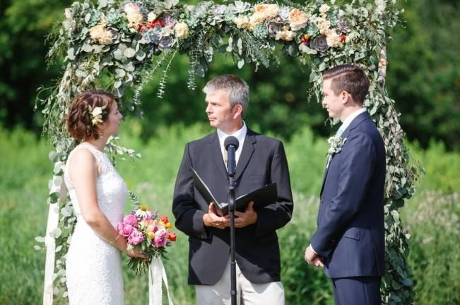 Romantic Vermont Wedding at West Monitor Barn - amy donohue photography 14