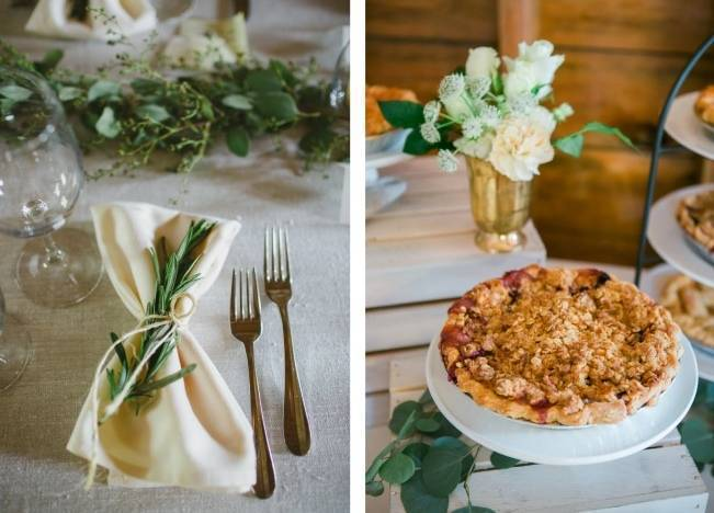 Romantic Vermont Wedding at West Monitor Barn - amy donohue photography 21