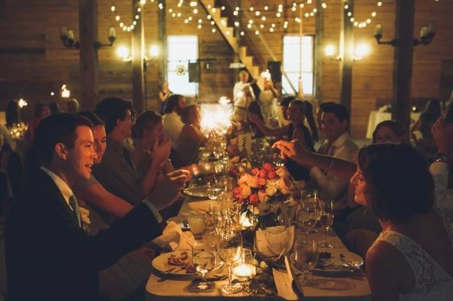 Romantic Vermont Wedding at West Monitor Barn - amy donohue photography 24