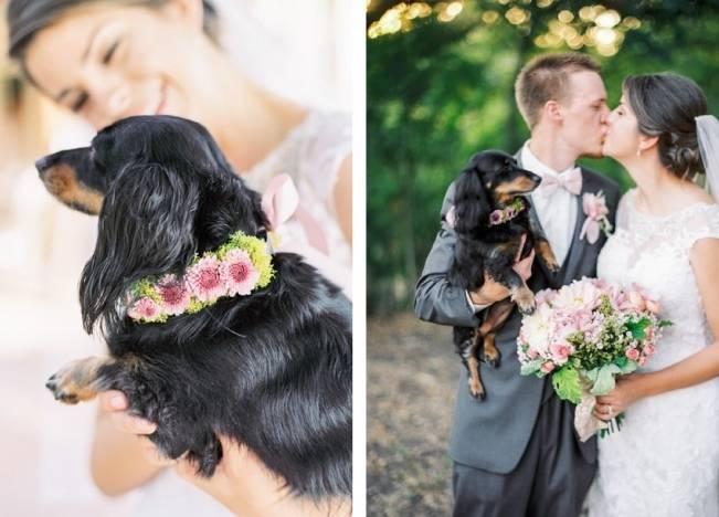 Rustic Chic Texas Barn Wedding - Stephanie Hunter Photography 6