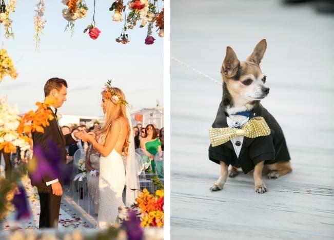 Boho Beach Wedding in Long Island, New York 11