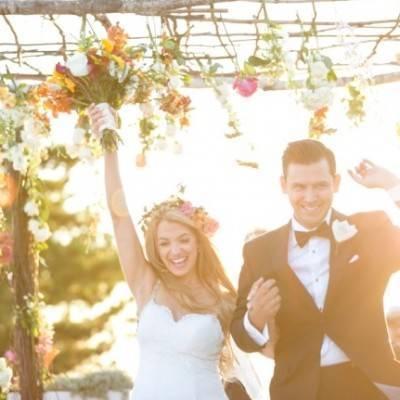 Boho Beach Wedding in Long Island, New York