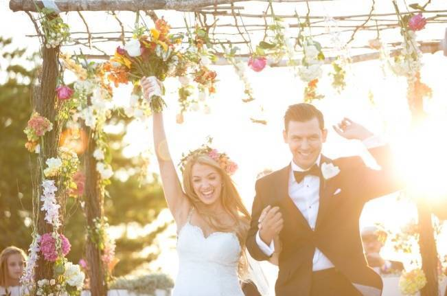 Boho Beach Wedding in Long Island, New York 12