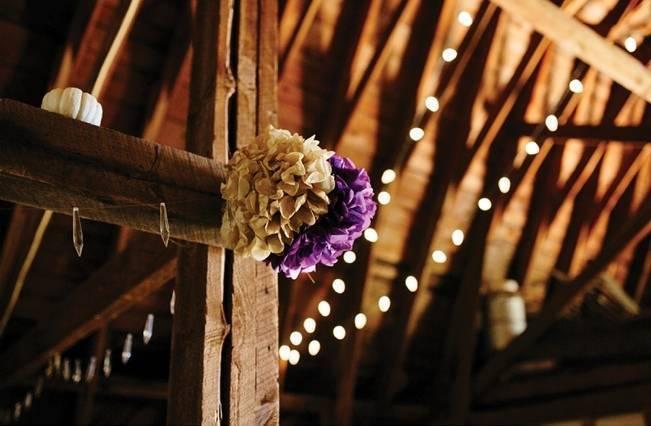Folksy Supermoon Farm Wedding in Vermont 29