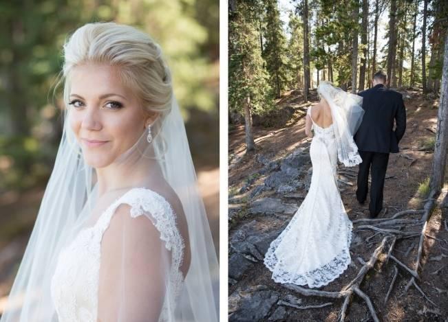 Plum & Nude Rustic Mountain Wedding – Melanie Bennett Photography 15