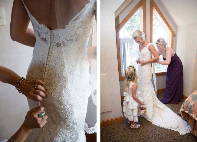 Plum & Nude Rustic Mountain Wedding – Melanie Bennett Photography 2