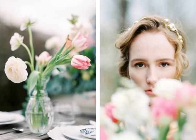 Rustic Dutch Windmill Wedding Styled Shoot 17