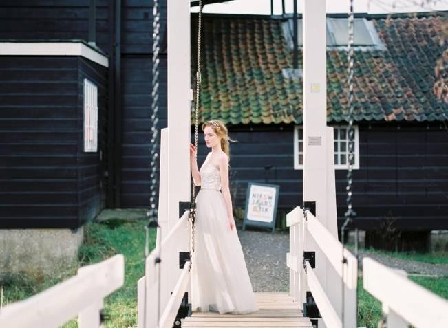 Rustic Dutch Windmill Wedding Styled Shoot 3