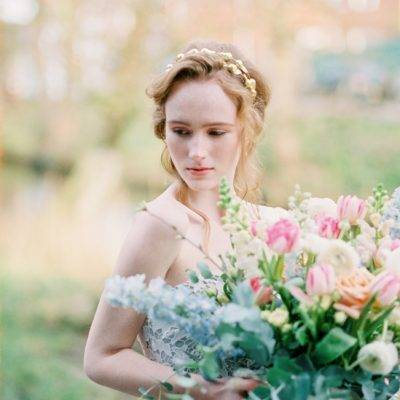 Rustic Dutch Windmill Wedding Styled Shoot